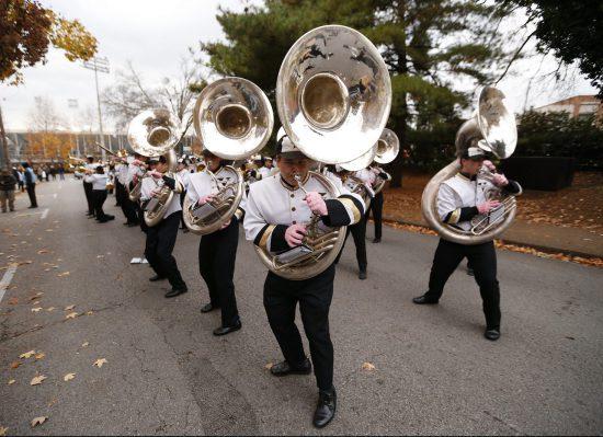 Vanderbilt Commodores marching band