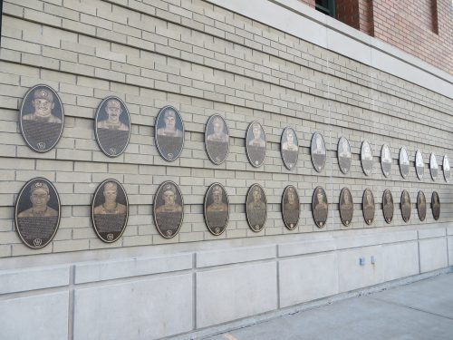 Wall of Honor Miller Park