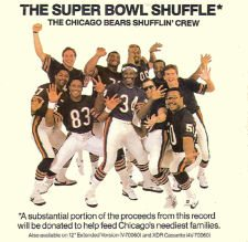 The 1985 Chicago Bears Superbowl Shuffle