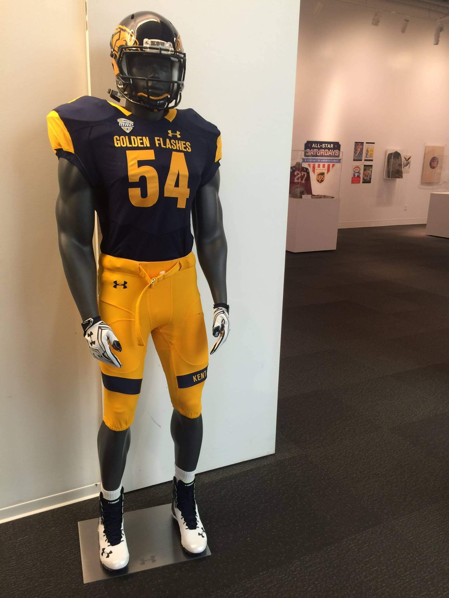 Kent State Golden Flashes Hall of Fame