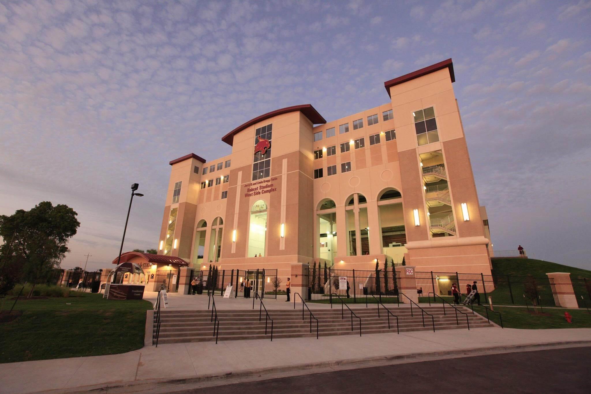 Texas State Bobcats Bobcat Stadium