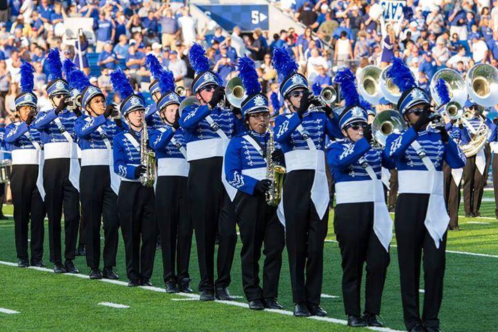 Kentucky Wildcats marching band