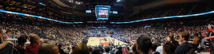 Atlanta Hawks State Farm Arena