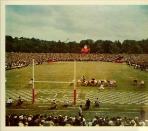 eb391a66b4a Boston College's Alumni Stadium opened in 1957