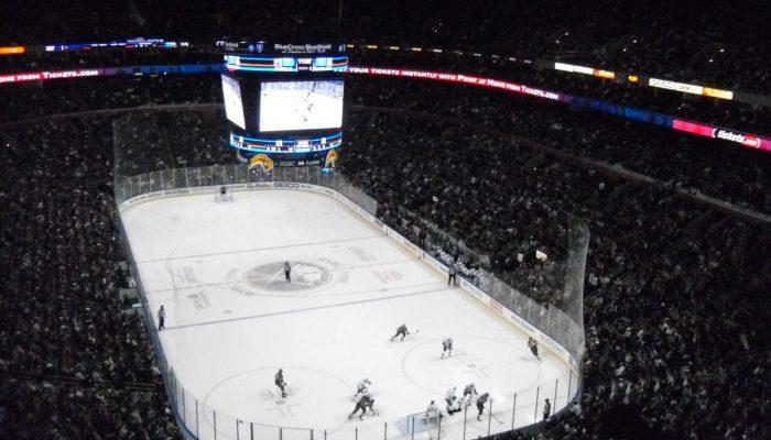 Buffalo Sabres vs Tampa Bay Lightning game