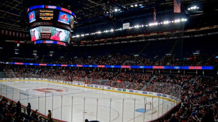 Calgary Flames Scotiabank Saddledome