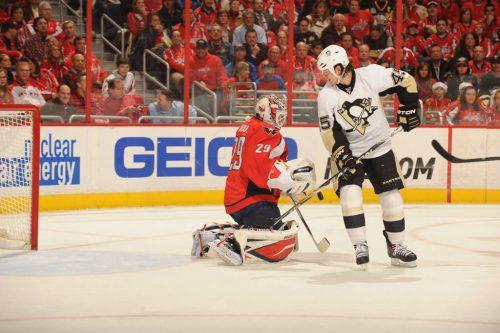 Washington Capitals vs Pittsburgh Penguins game