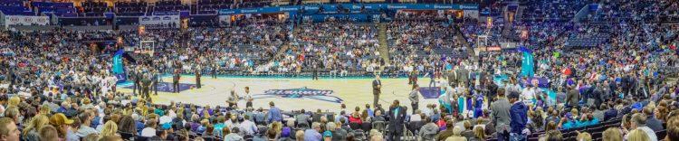 Charlotte Hornets Spectrum Center