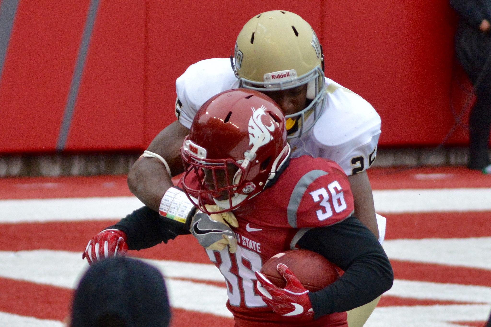 Washington State University Cougars vs Idaho Vandals football game
