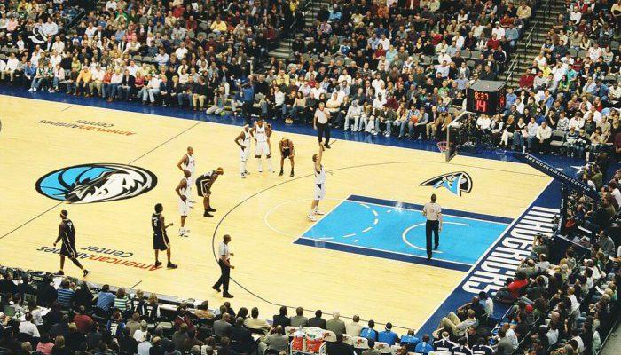 Dallas Mavericks vs Indiana Pacers game