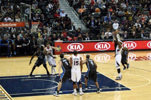 Atlanta Hawks vs Orlando Magic game