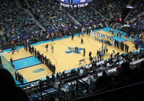 Charlotte Hornets vs Miami Heat game