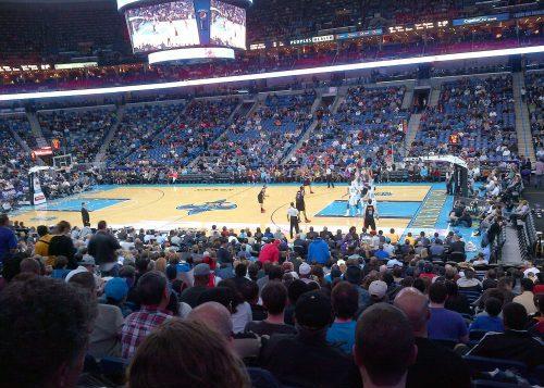 Charlotte Hornets vs New Orleans Pelicans game