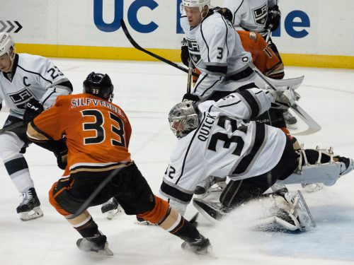Los Angeles Kings vs Los Angeles Kings game