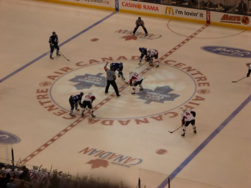 Toronto Maple Leafs game