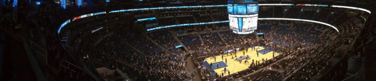 Amway Center Orlando Magic game