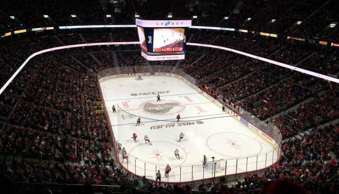 Ottawa Senators stadium