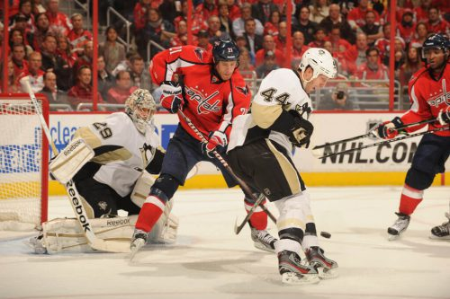 Pittsburgh Penguins vs Washington Capitals game
