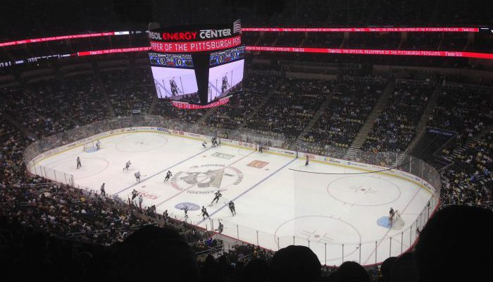 Pittsburgh Penguins stadium