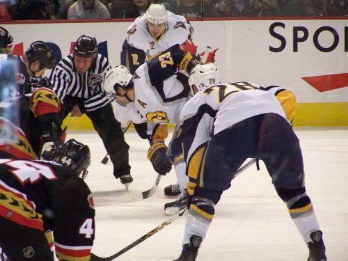 Buffalo Sabres vs Ottawa Senators game