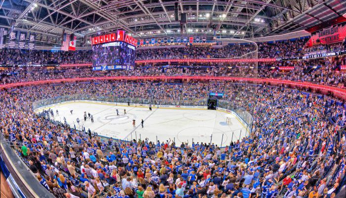 760334f493f Amalie Arena. Home of the Tampa Bay Lightning