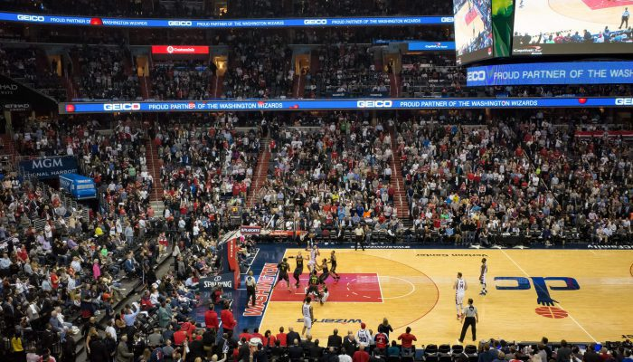 Washington Wizards NBA Playoffs