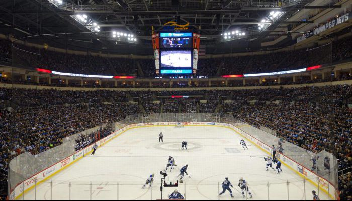 Winnipeg Jets St Louis Blues game