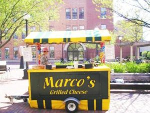 Marco's Grilled Cheese