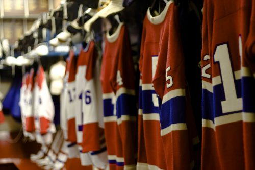 Montreal Canadiens Tricolor uniform