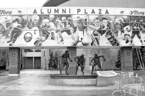 Buffalo Sabres Alumni Plaza