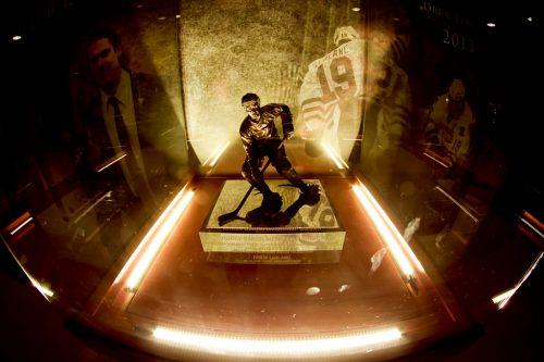 Hobey Baker Minnesota Wild player