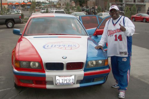 Los Angeles Clippers Clipper Darrell