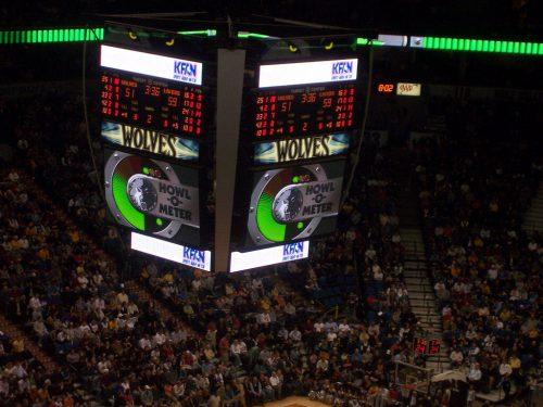 Minnesota Timberwolves scoreboard
