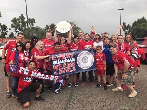 FC Dallas Beer Guardians