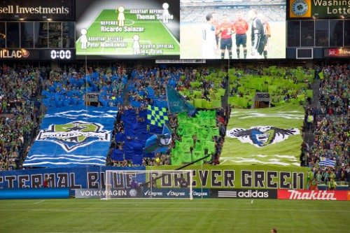 Sounders Supporter Groups