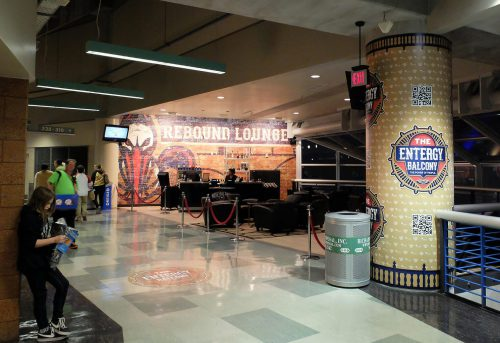 New Orleans Pelicans team store