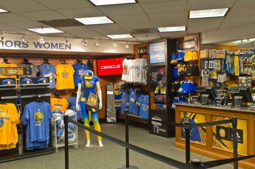 Golden State Warriors Team Store