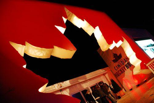 Molson Canadian Hockey House