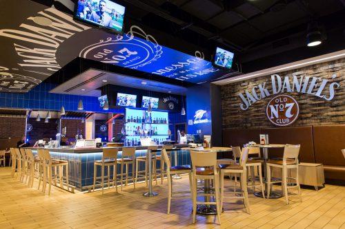 Chesapeake Energy Arena Jack Daniels Old Number Seven Club