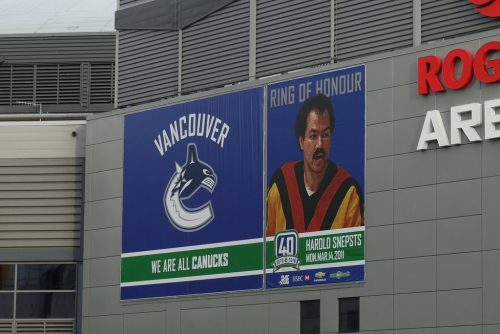 Ring of Honour Rogers Arena