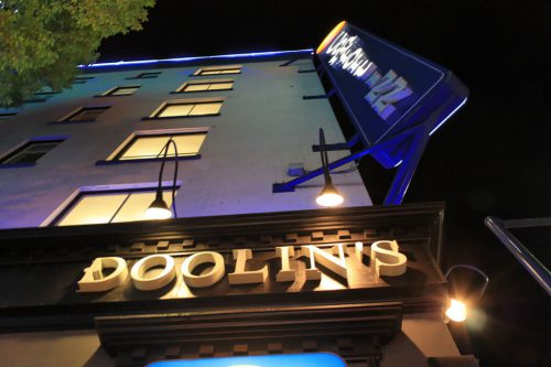 Vancouver Doolin's Irish Pub