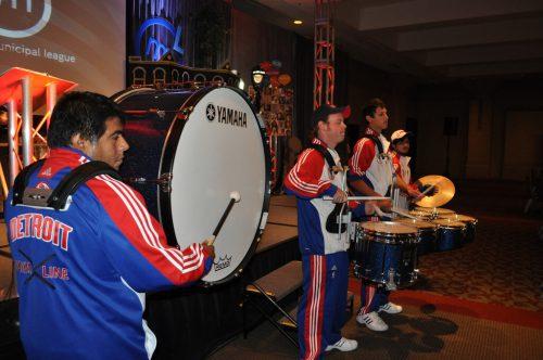 Detroit Pistons Drumline