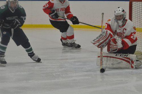 Girls V Hockey vs St Pauls