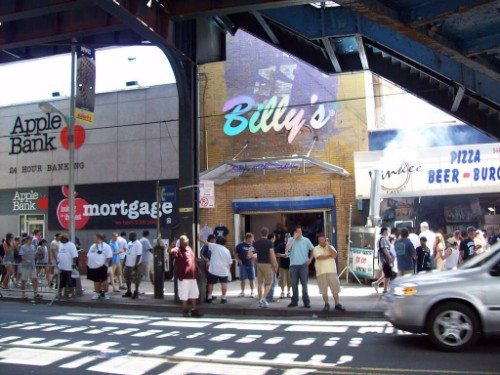 New York Billys Bar