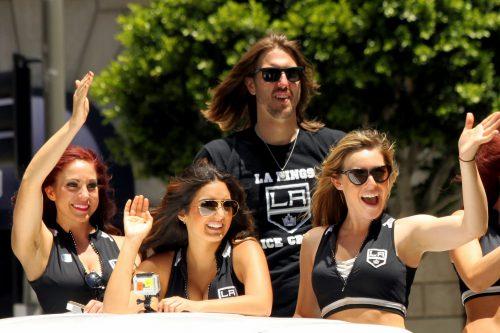 Los Angeles Kings Ice Crew