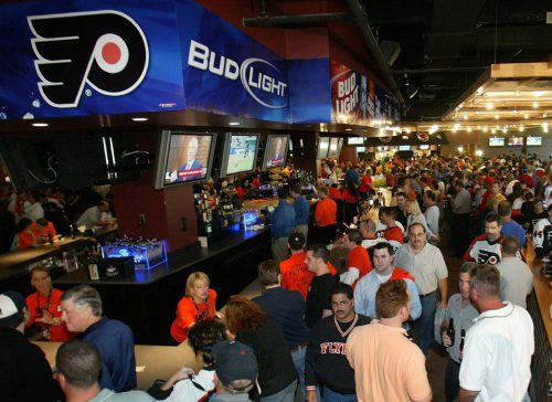 CURE Insurance Club Philadelphia Flyers