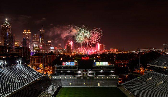 Atlanta United Bobby Dodd Stadium