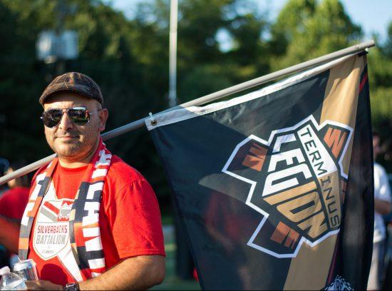 Atlanta United Fans Supprter