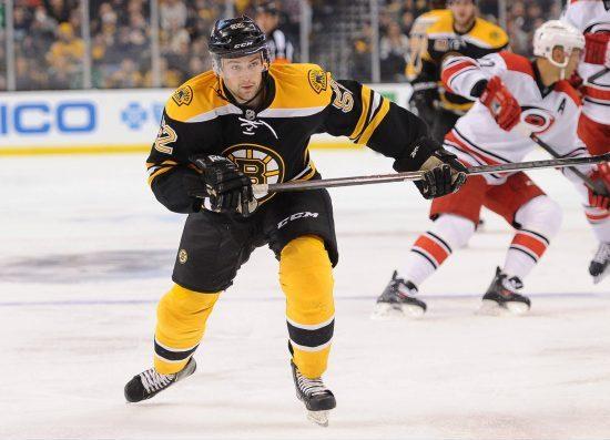 Boston Bruins player