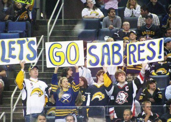 Lets Go Sabres